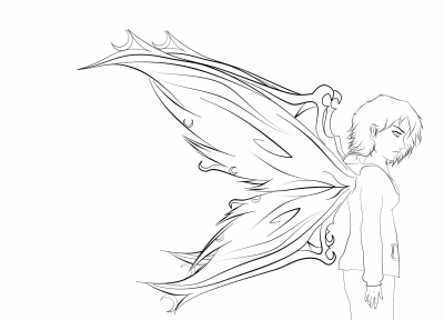 Her Wings