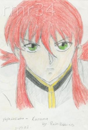 First Kurama