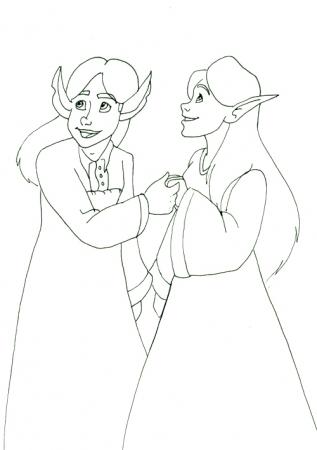 Stargazing Elves
