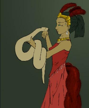 Snake Charmer WIP