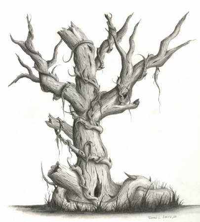 Dead Tree Pencil