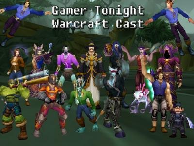 Gamer Tonight Warcraft Cast