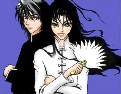 Sugino & Haruka