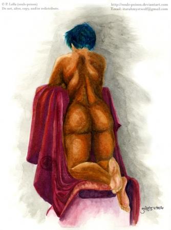 Watercolor - Ranita