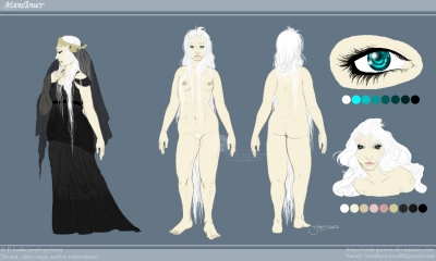 Moonflower reference - Human