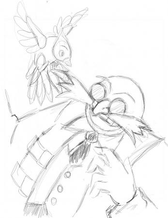 Pholocpher's bird