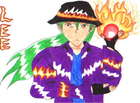 Pyromancer Lee