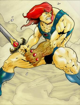 Lion-O!!!