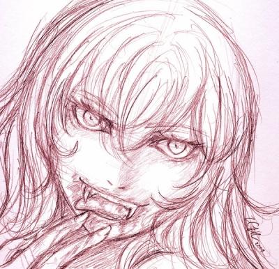 Bloodlust - sketch
