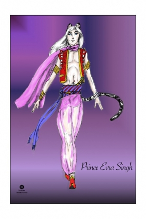 Prince Evra Enters
