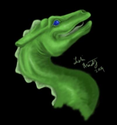 Green Iyainth