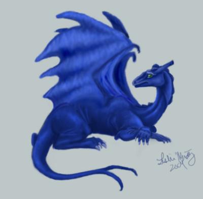 Pernese Blue
