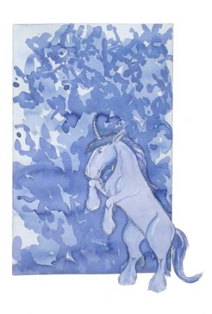Indigo Unicorn