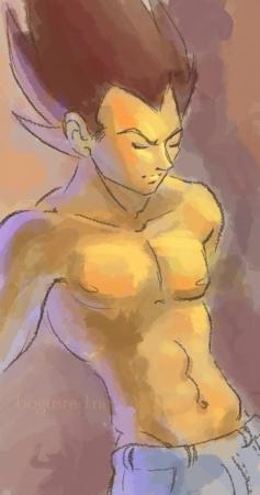 Veggie sketch