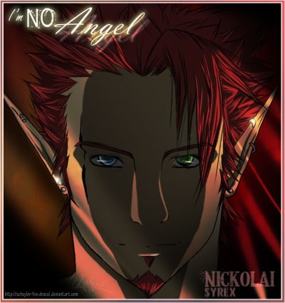 Nickolai Syrex - In the shadow