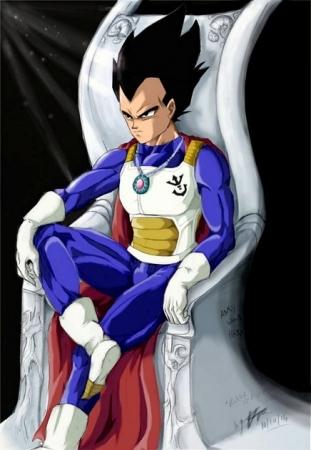 King  Prince Vegeta