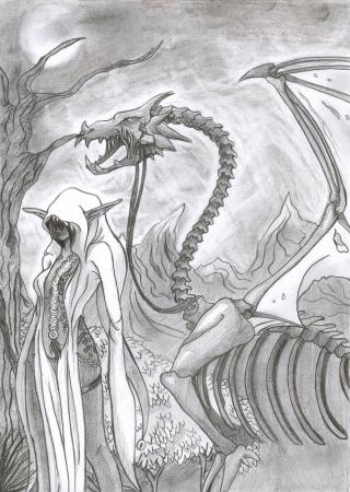Dead Dragon Rider