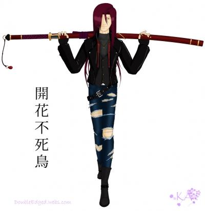 Character- Kaika Fushicho