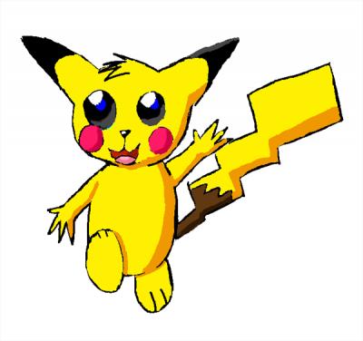Kactachu Pikachu