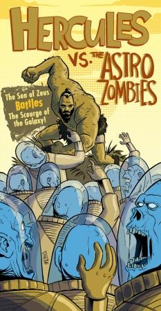Hercules vs. The Astro Zombies