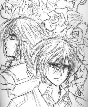Yearning - sketch