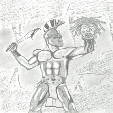 Perseus The Medusa Slayer