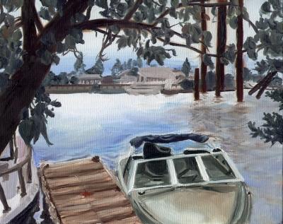 Key West Boat