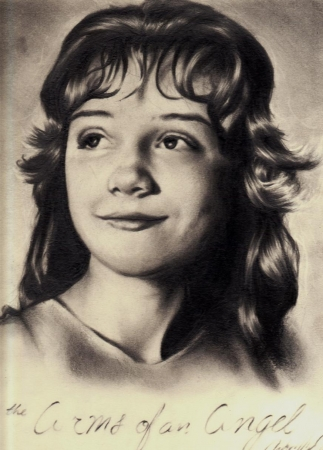 Portrait of Sylvia Likens