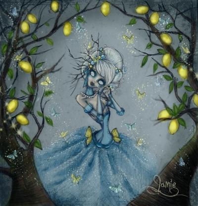 Little Miss Lemon Drop