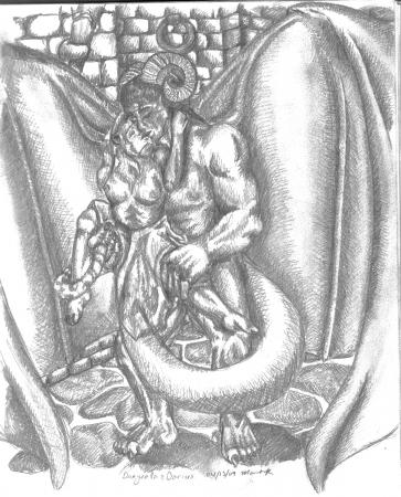 Danyealla and Darius