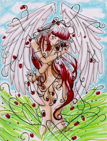 Strawberry Fields Angel