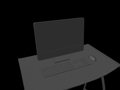 Project 02- iMac