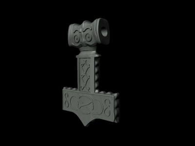 Project 04- Thor's Hammer