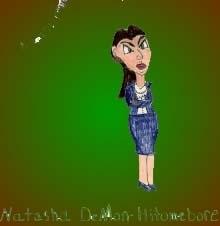 Natasha DeMon-Hitomebore