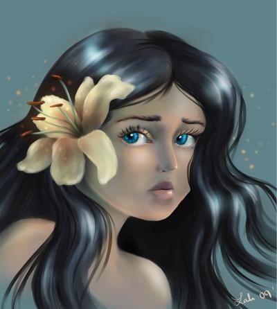 Merisa - Portrait