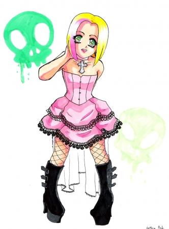 Gothic Pink