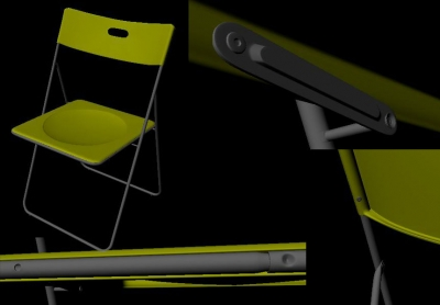 Project 07- IKEA Chair