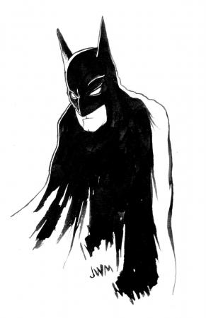 Batman (Rednow.ca/Wonder)