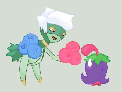 PKMN Shy Violet