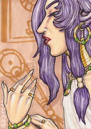 Imperial Majesty ACEO