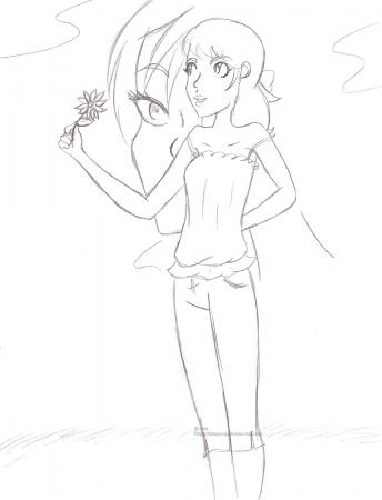 Flower for...