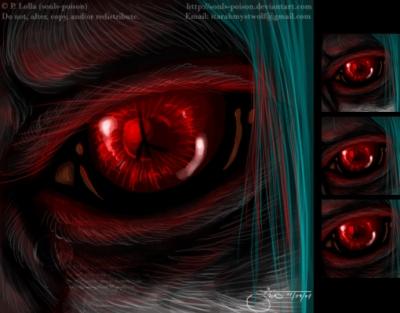 Reign's Eye - Icon