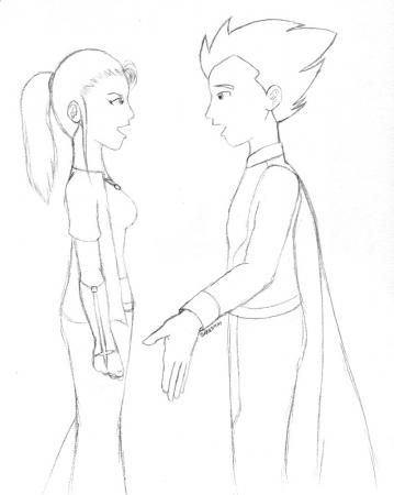 KEK and Lance argue