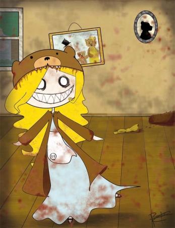 Twisted Fairytales: Goldilocks
