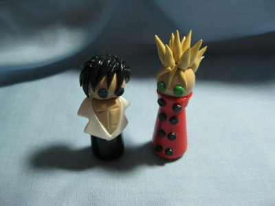 Wobbles: Trigun
