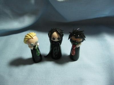 Wobbles: Harry Potter Group