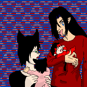 Tsume and Koji: parenthood