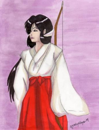 ++Lady Kikyou++