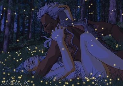 Forest Love - Nightversion