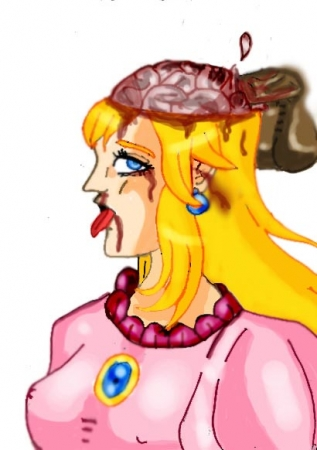 Fucking with Peach's mind